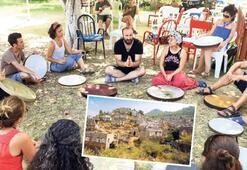 Müzik Köyü bu yıl Fethiye-Kayaköy'de