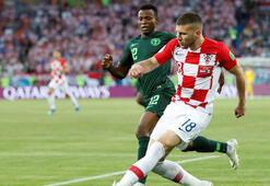 Hırvatistan - Nijerya: 2-0