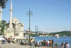 Boğaz, dünyanın en iyi 5. manzarası