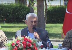 Başbakan Yıldırım: Dağlarda terör baskısı sona erdi