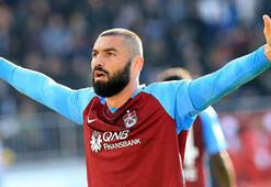 Trabzonsporda Burak Yılmaz kararı verildi