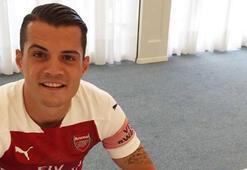 Arsenal, Xhaka ile sözleşme yeniledi