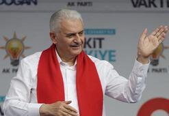 Başbakan Yıldırım Tuncelide konuştu