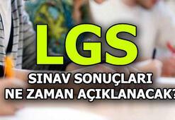 LGS sınav sonuçları ne zaman açıklanacak (2018 LGS)