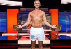Lineker: İngiltere kupayı kazanırsa programa bikiniyle çıkarım