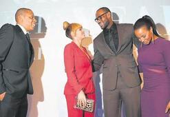 Lebron James ve Beyonce aşk yaşıyor iddiası