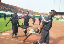 Stadyumda izdiham faciası: 19 ölü