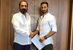 Sivasspor, Altınordudan Erdoğan Yeşilyurtu transfer etti