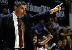Eskişehir Baskette Berrocal dönemi bitti