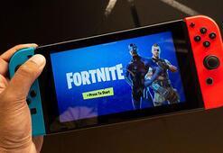 Nintendo Switch üzerindeki Fortnite, 2 milyon kez indirildi