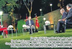 Enerji Bakanı Berat Albayraktan TANAP açıklaması: Tarihimizin en önemli projelerinden