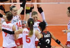 Türkiye, Almanyayı yenerek 6lı finallere yükseldi