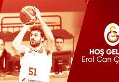 Galatasaray, Erol Can Çinkoyu kadrosuna kattı