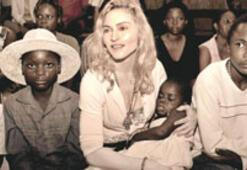 Madonna kararlı Mercy'i istiyor