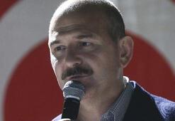 İçişleri Bakanı: PKK denilen böcek yuvasını da tarihe gömeceğiz
