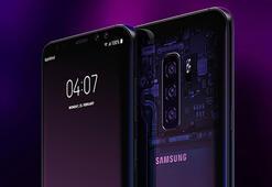 Samsung, Galaxy S10da ekran çerçevelerini inceltmek için ahizeyi ortadan kaldırabilir