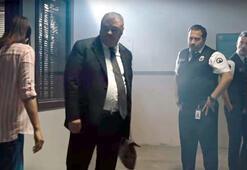 Avluda sürpriz... Devlet eski Bakanı Yüksel Yalova, oyuncu oldu