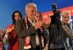 Başbakan Yıldırım:  25 Haziran Türkiyenin şahlanışının ilk günü olacak