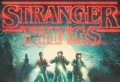 'Stranger Things' de kitap oluyor