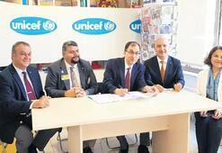 Unicef ve Rotary iş birliği