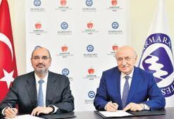 Marmara & Sabri Ülker Vakfı işbirliği