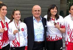 3 Türk sporcu gümüş madalya kazandı
