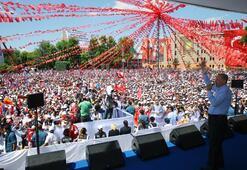 Cumhurbaşkanı Erdoğan: İncenin Diyarbakır mitingine katılanların neredeyse tamamı HDP'li