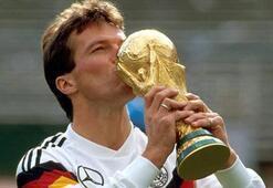 Dünya Kupası rekoru Lothar Matthaeusta