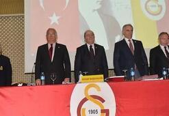 Galatasarayda divan toplantısı Floryada