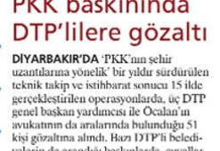 DTP operasyonu