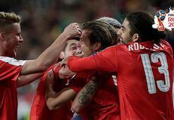 Dünya Kupasının en uzun süre gol yemeyen takımı İsviçre