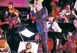 Celsus'ta müzik şöleni