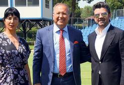 Tenisin kalbi Antalyada atacak