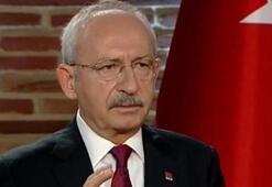 Kılıçdaroğlu Kanal Dde soruları yanıtladı