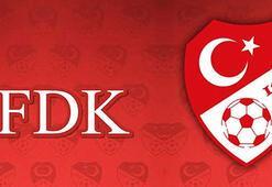 116 takım PFDKya sevk edildi