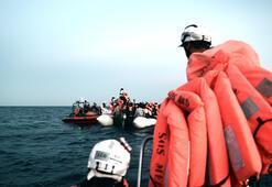 Avrupanın büyük utancı: 1400ü aşkın göçmen Akdenizde...