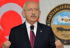 CHP Genel Başkanı Kılıçdaroğlu: Esnaf bakanlığı kuracağız