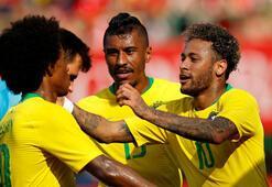 Dünya Kupasının en hırçın takımı Brezilya