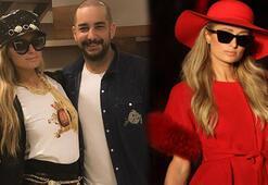 Bergüzar Korelin Paris Hilton tepkisi: Rezil olduk Enis