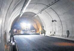 Sabuncubeli Tünelleri açılıyor