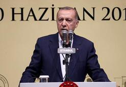 Cumhurbaşkanı Erdoğandan vatandaşlara sandıkları boş bırakmayın çağrısı