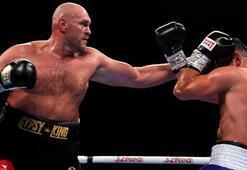 Tyson Fury ringlere geri döndü ve kazandı