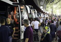 Bayram tatiline turizmciler de vatandaşlar da hazır