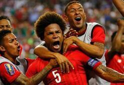 Panamanın ilk heyecanı