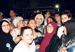 Gazi ve şehit ailelerine iftar