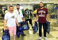 Ünlülerin Fenerbahçe çılgınlığı
