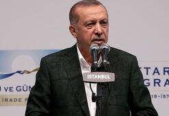 Cumhurbaşkanı Erdoğan Avrupaya seslendi: Bu adamlarınıza çekidüzen verin, yoksa...