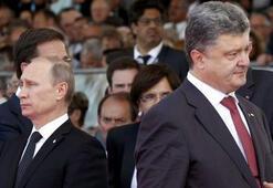 Rusya ve Ukrayna liderleri telefonda krizi görüştü