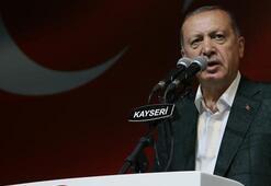 Cumhurbaşkanı Erdoğandan apolet açıklaması