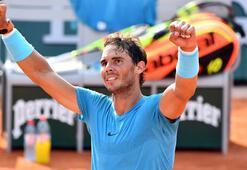 Fransa Açıkta finalin adı Nadal-Thiem